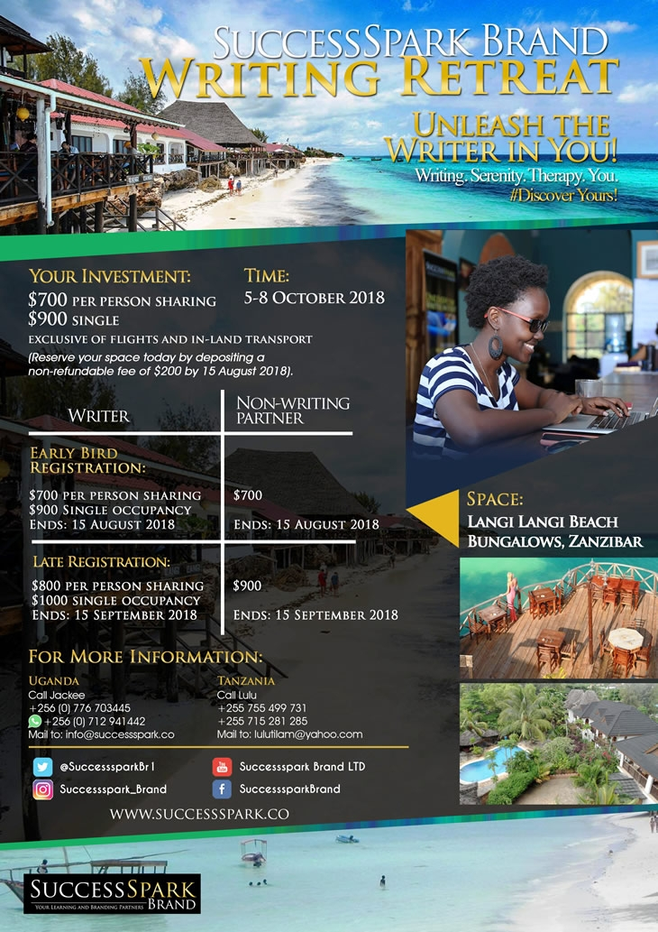 Langi Langi Beach Bungalows - Zanzibar, 5 - 8 October 2018